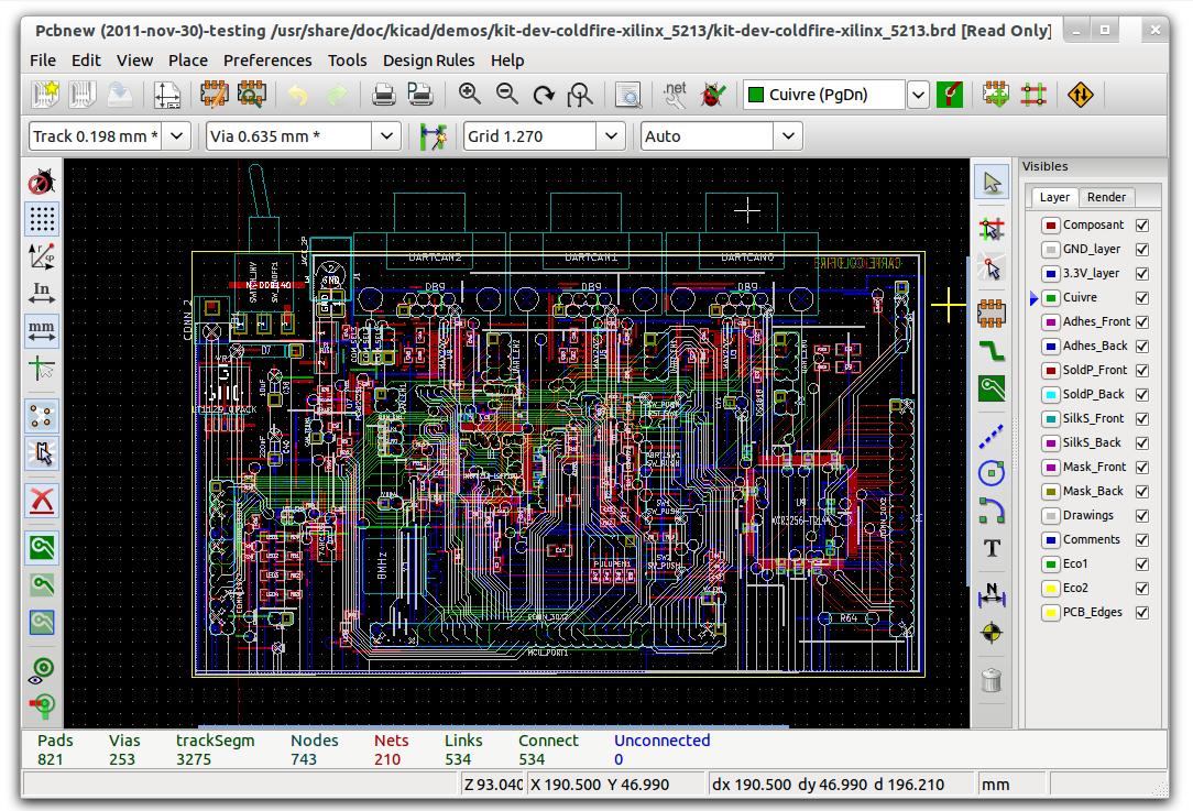 Pcb Circuit Diagram Software - Wiring Diagram & Fuse Box •