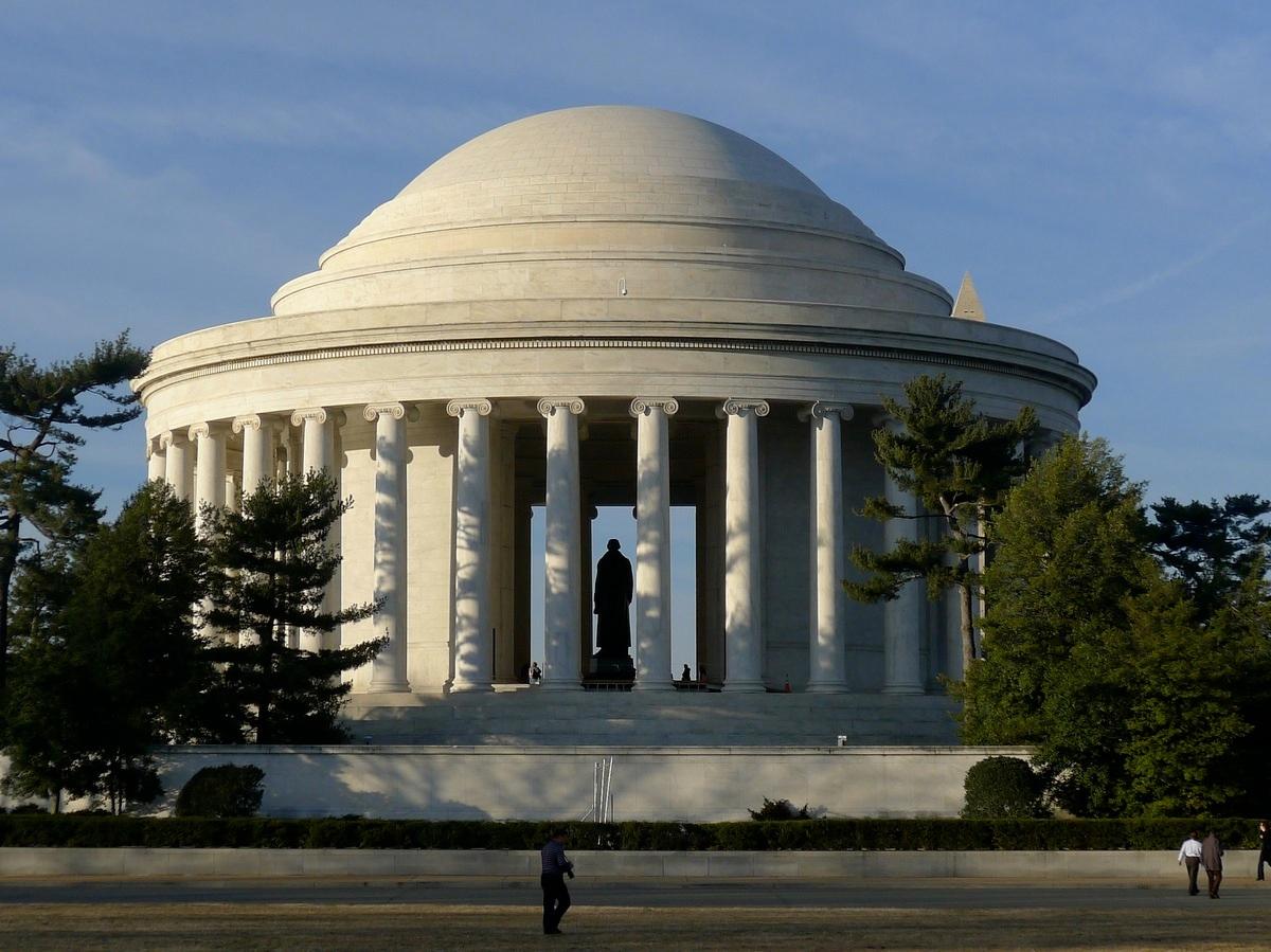 Jeffersonian Memorial