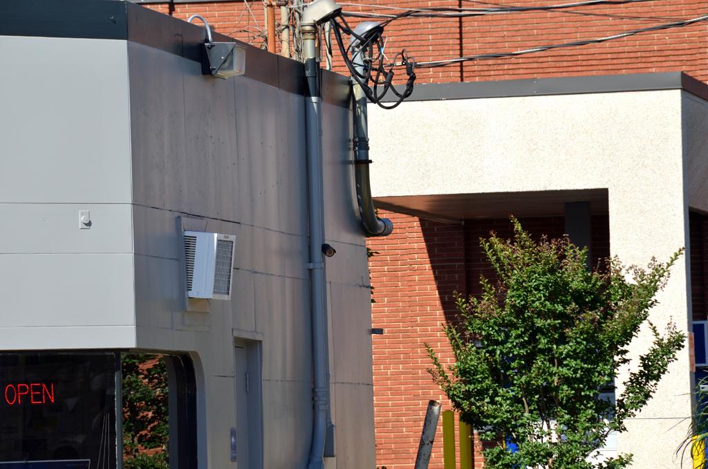 Gas Station Camera