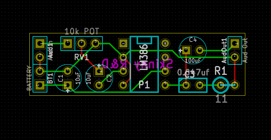 How To Use KiCad to Make a Printed Circuit Board: Part 3