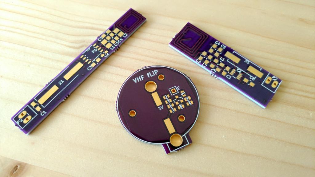 Prototype Transmitters