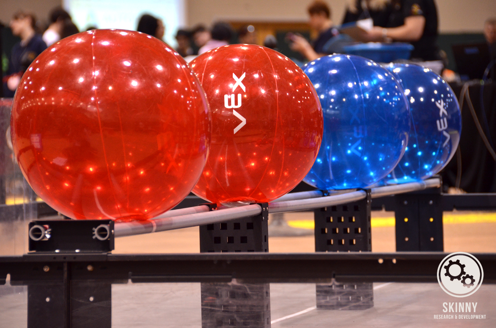 Learning Strategy from a High School Robotics Competition