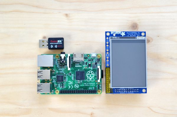 Raspberry Pi Components