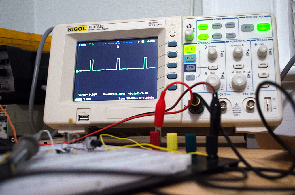 How to Control the Duty Cycle of a 555 Timer